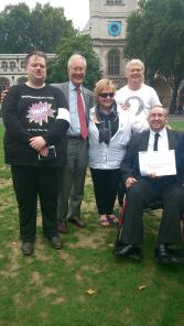 14 as before with RT Hon Michael Meacher MP
