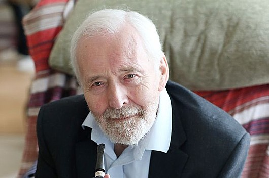 Tony Benn [Image: Daily Mirror]