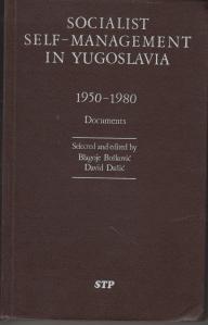 Self-Management Yugoslavia