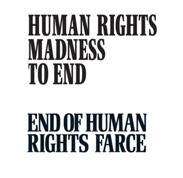 human rights satire 1