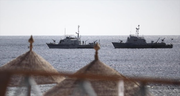 '8 missing after attack on Egypt naval vessel in Mediterranean '