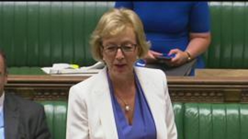 Video: Leadsom's world-class trolling by Waterstones – but tragic too #WCA